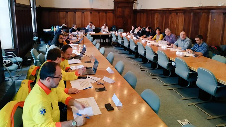 Le réseau européen EGALURG définit les actions visant à promouvoir l'équité dans l'accès à l'assistance sanitaire d'urgence de chaque côté des Pyrénées